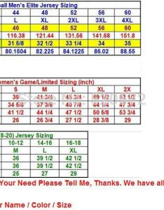 Football jersey size chart also buy off share discount rh buyrailcars