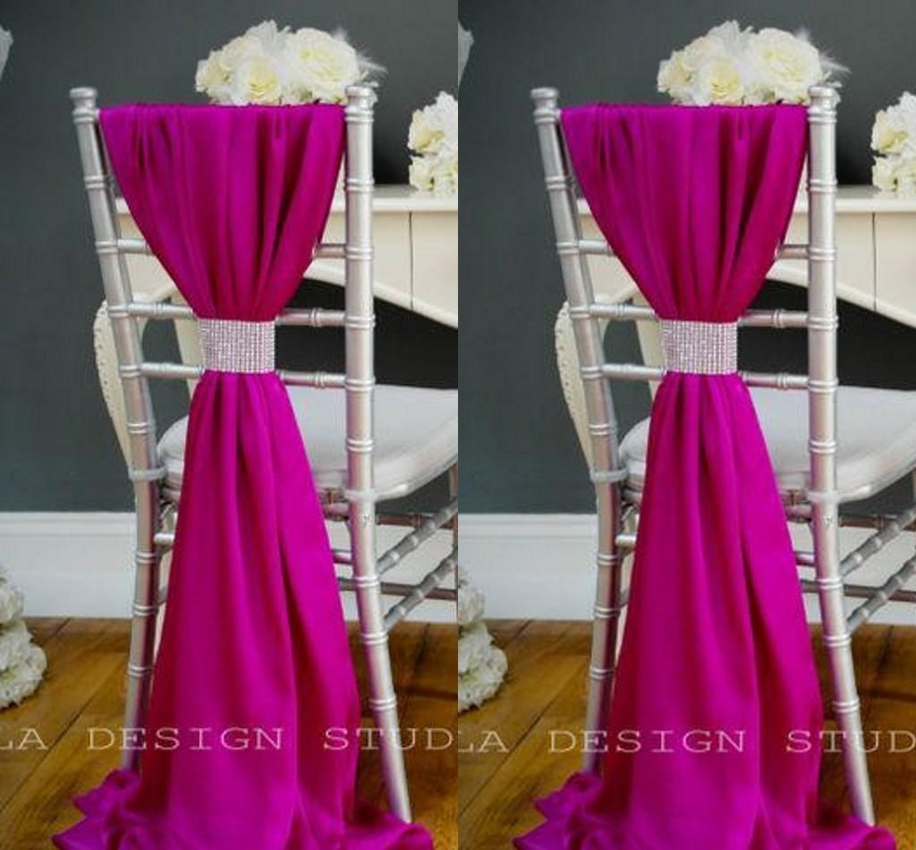 wedding chair sash accessories club slipcover yardage 2017 beautiful chiffon ruffles for weddings