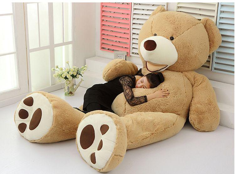 2018 EMS BIG TEDDY BEARS Giant Plush Toys Giant Teddy Bear