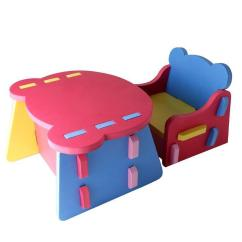 Baby Table And Chairs Chair Thai Design 2019 Children S Furniture Diy Joining Together Dining Tables Type Material Eva Is Customized Yes Additional Fuctions Interest In Developing Applicable 0 4years Contains Components