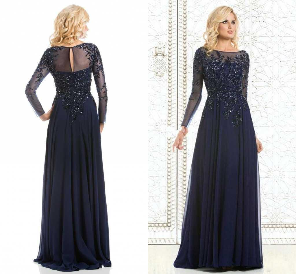 Size Dresses Plus Mother Winter Bride