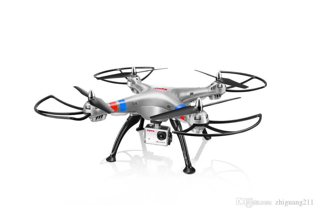 Syma X8g Professional Drones Rc Drone With Camera Hd 5mp 2