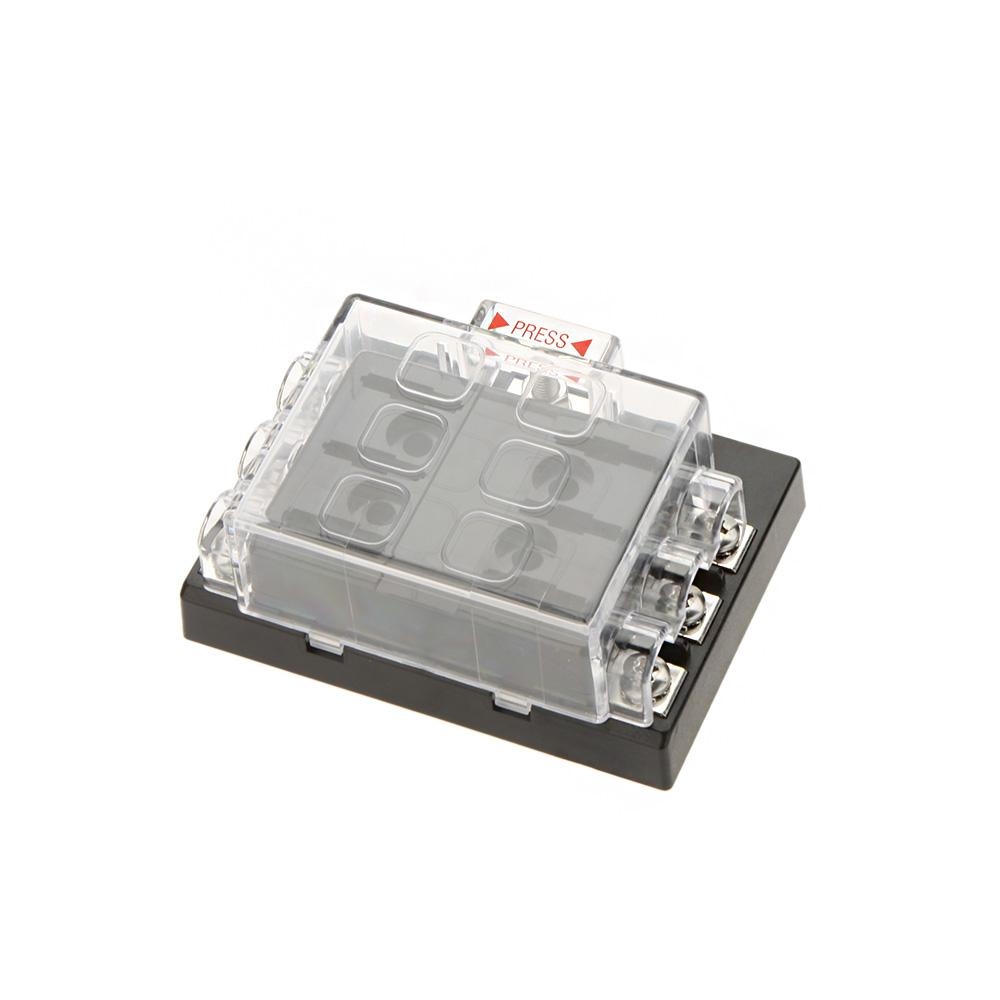 hight resolution of discount universal way circuit car fuse box holder v dc cheap block block buy quality block