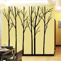 Extra Large Black Tree Branches Wall Art Mural Decor ...