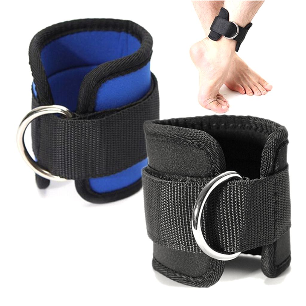 chair gym parts cane back chairs for sale 2019 ankle d ring strap multi leg thigh pulley lifting training blue fitness exercise equipment from binfeng168 10 84 dhgate