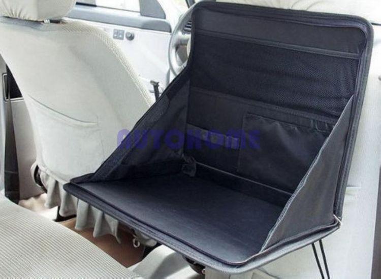 2019 1 X Car Laptop Holder Tray Bag Mount Back Seat Auto