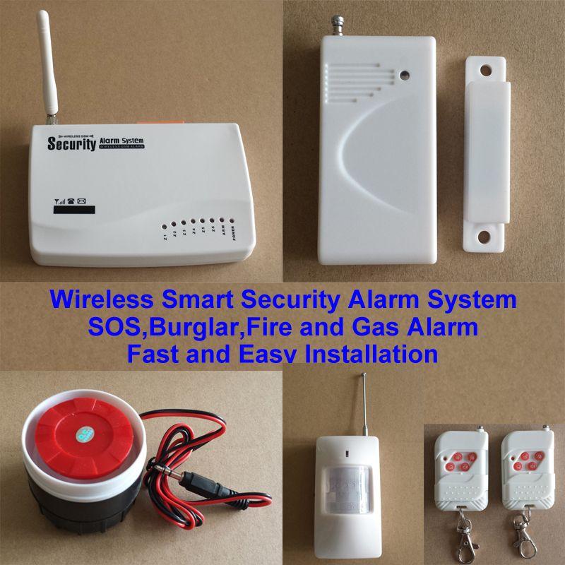 Burglar Alarm System Installation