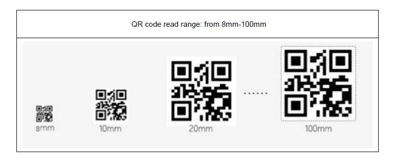 2019 Smart Access Control QR Code Reader With RFID Or IC