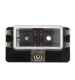 2019 4 way blade fuse box holder with led warning light kit for car boat marine trike 12v 24v from renhuai888 23 13 dhgate com [ 1000 x 1000 Pixel ]