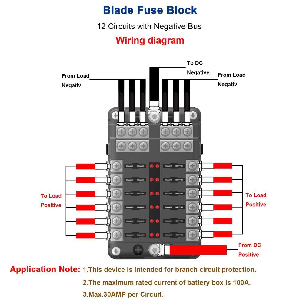 medium resolution of  fuse slots 12main line terminal m5 threaded studmain wire 4 6single wire terminal m4 threaded studsingle wire 12 16material pbt base pc