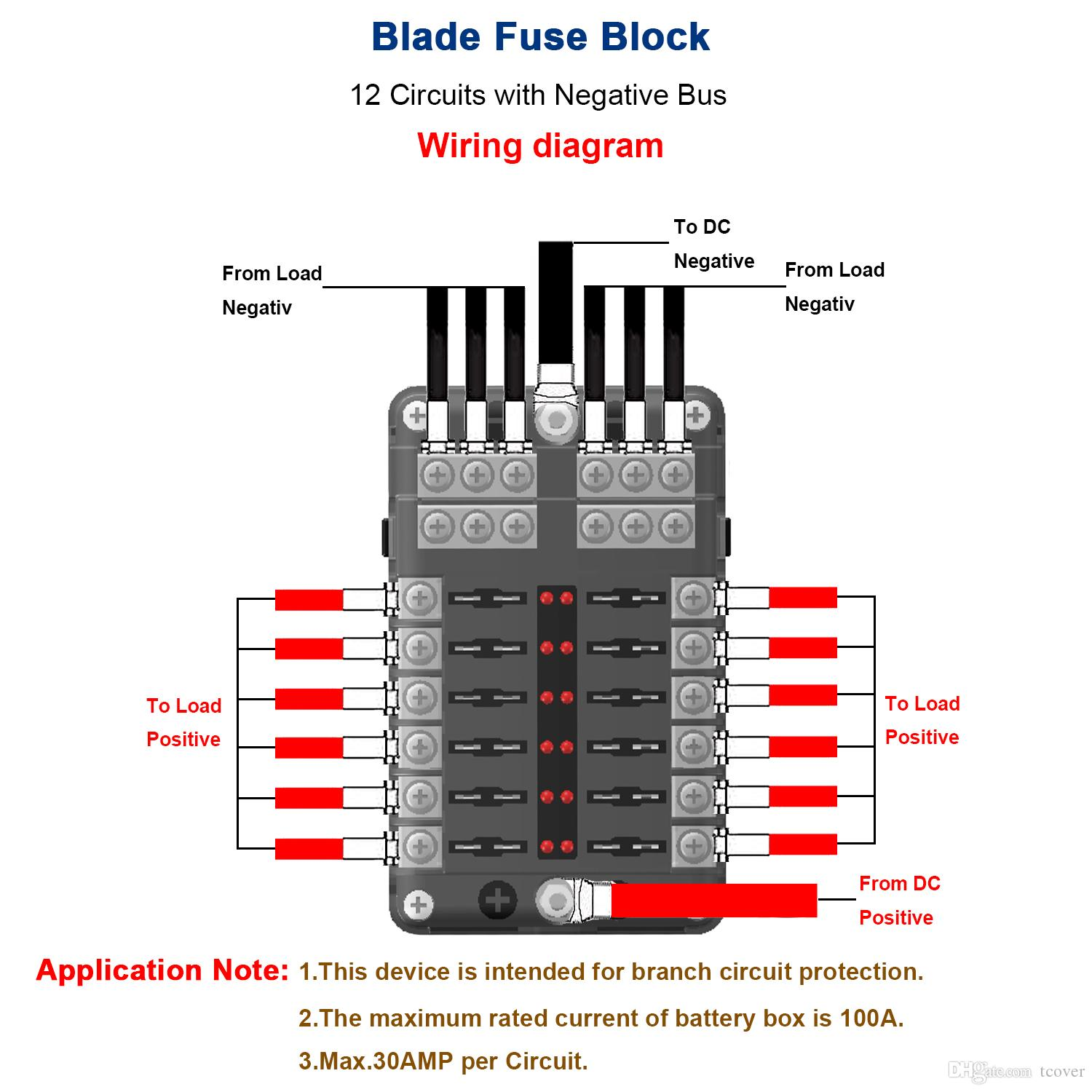 hight resolution of  fuse slots 12main line terminal m5 threaded studmain wire 4 6single wire terminal m4 threaded studsingle wire 12 16material pbt base pc