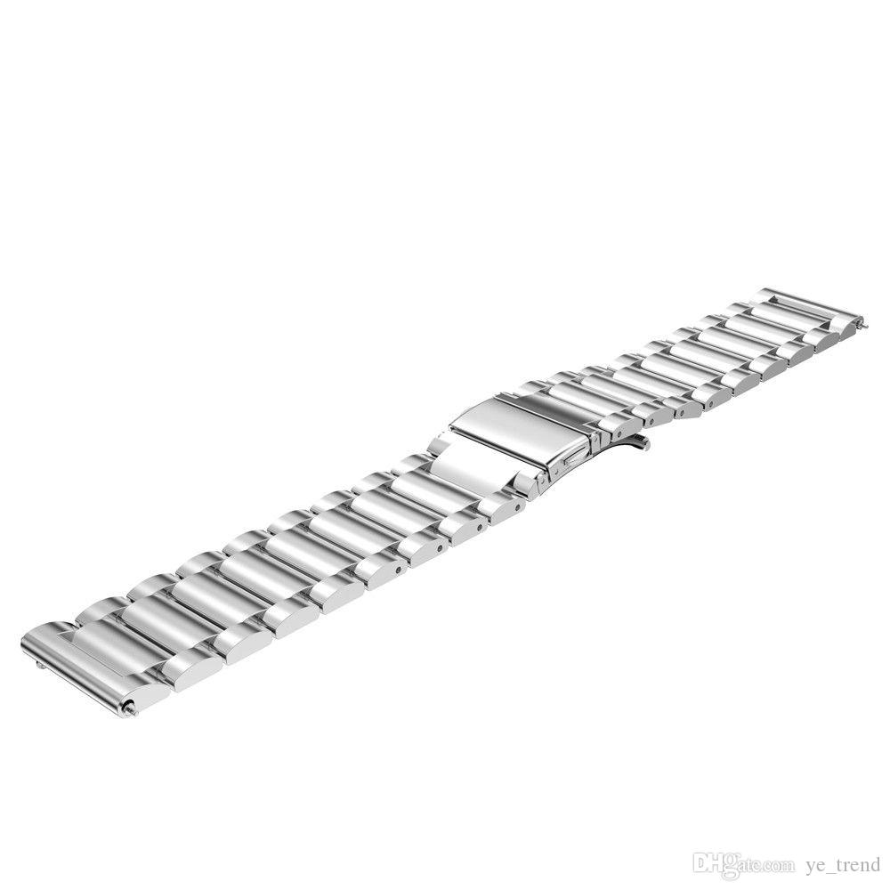 22MM/20MM Stainless Steel Watch Band For Samsung Gear S3