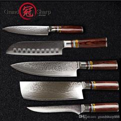 Cool Kitchen Knives Chinese Range Hood Grandsharp Knife Set Professional Chef S 67 Layers Durability Good Balance Long Lasting Sharp Edge Extremely Sharpness And Anti Rust Making Him Worthy Of The Hands Professionals