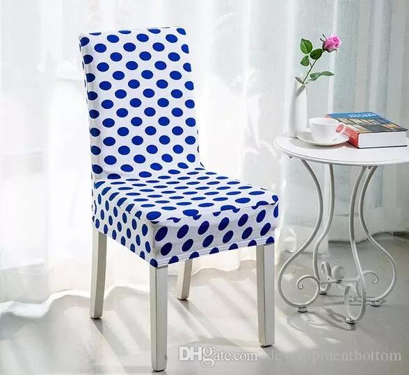 white linen chair covers for sale rent chairs party new 28 styles floral printing spandex elastic colorful wedding dinner
