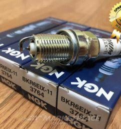 2019 iridium spark plugs bkr6eix 11 3764 for toyota lexus honda suzuki isuzu dodge from hua orton 25 41 dhgate com [ 1077 x 800 Pixel ]