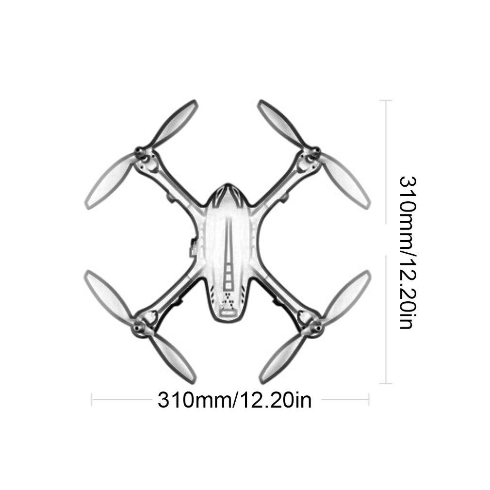 X6S RC Drone 4K 1080p Quadcopter With 720p 480p HD Camera