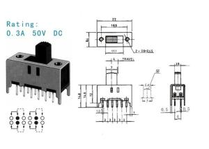 3 Pin Slide Switch Wiring  Best site wiring harness