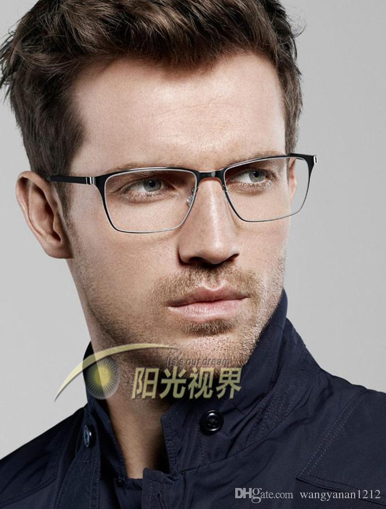 NEWLindberg 9547 Glasses Frame Of Mirror Men Women