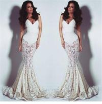 White Lace Prom Dresses 2015 | www.pixshark.com - Images ...