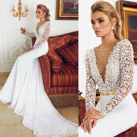Discount Cheap 2015 Long Sleeve Wedding Dresses By Berta ...