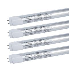 no mercury or hazardous materials easy installation international standard shape for t8 t10 tube light easily fitted instead of traditional fluorescent  [ 1500 x 1500 Pixel ]