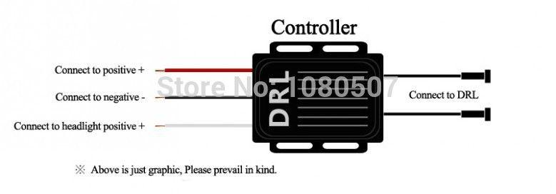 Hyundai I20 LED Daytime Running Light,LED DRL For Hyundai