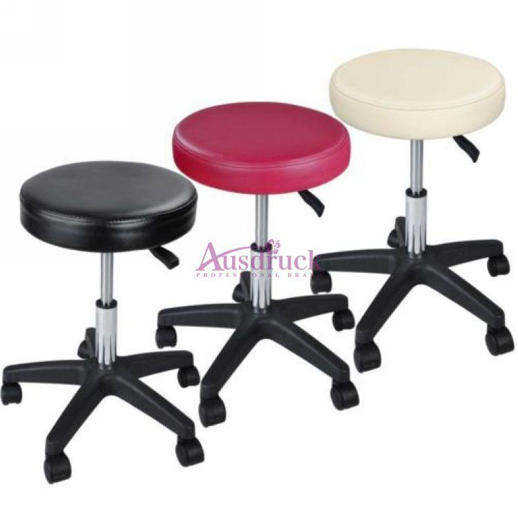 rolling stool chair foldable picnic table 2019 hydraulic adjustable tattoo salon massage spa swivel opt