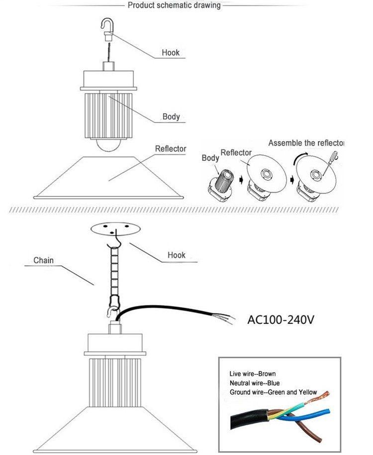 uv lamp wiring diagram