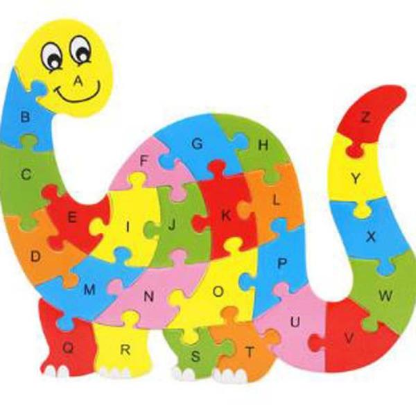 2019 Early Childhood Education Puzzle Cartoon Animals