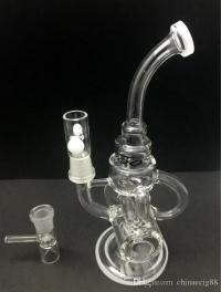 2017 New Mothership Glass Bongs Glass Water Pipe Vs Helix ...