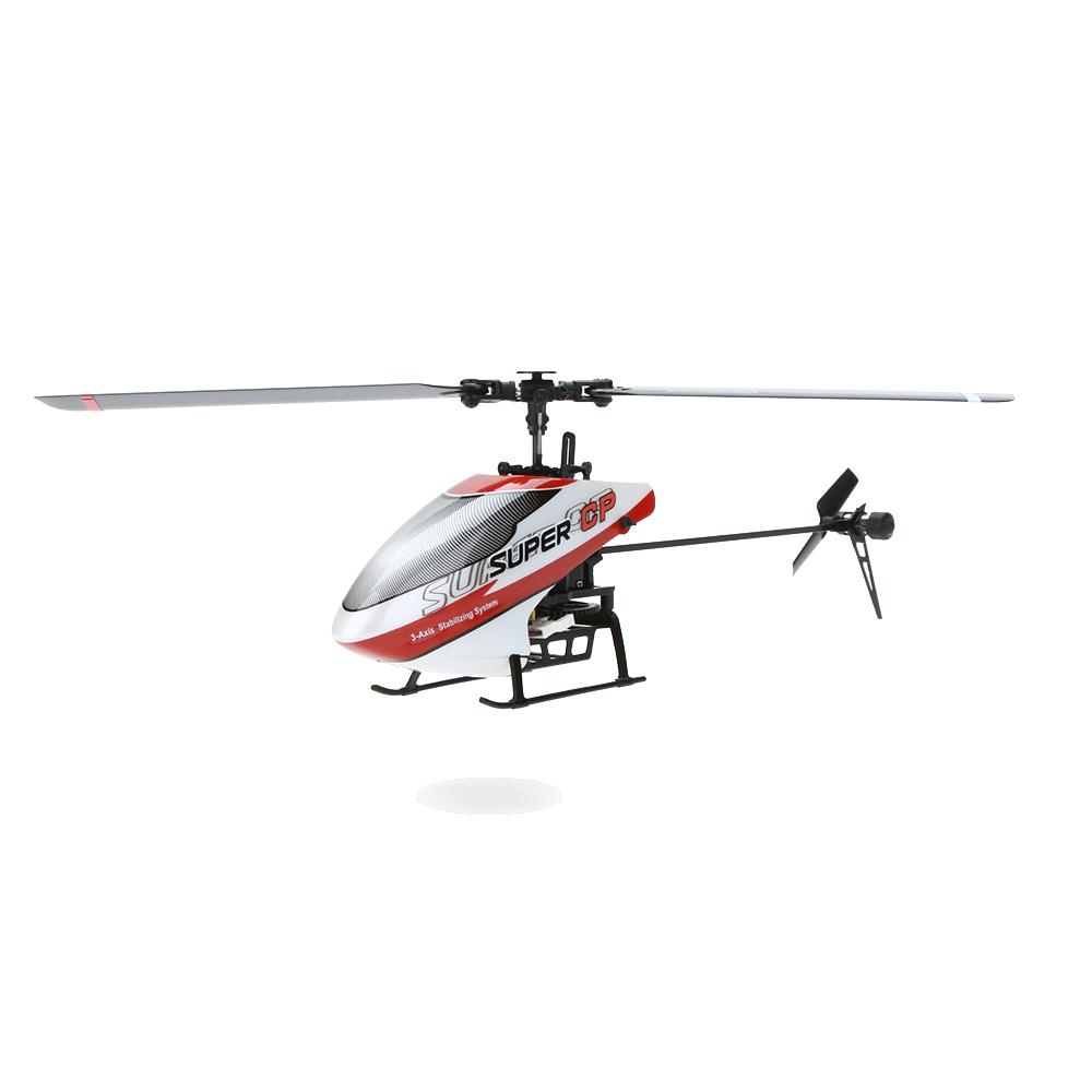 Original Walkera Super Cp Helicoptero 2.4g 6 Ch 3d 3 Axis
