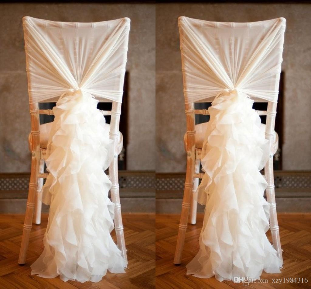 cheap rental chair covers booster high seat 2015 new arrival chiffon for weddings