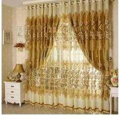 Pictures Curtains Living Room Nice Decoration For Luxury Voile Blackout Customized Ready Made Window Treatment Drapes Green Purple Golden Uk 2019 From Bigmum