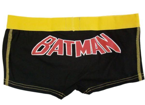 2017 Men Cotton Underwear Batman Boxer Briefs Cartoon Binghudiejuan 5.93