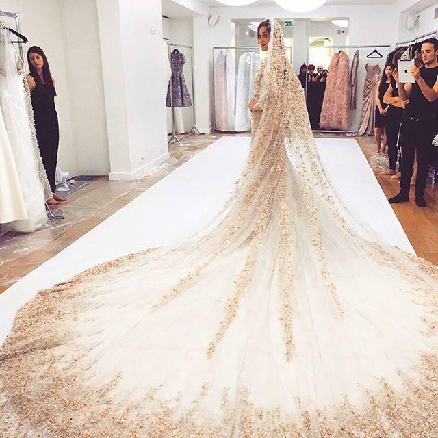 2019 bling bling bridal