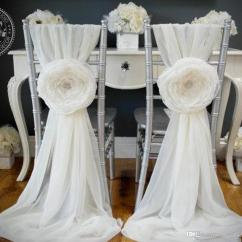 Chair Covers Wedding London Tie On Cushions 2018 2015 White Decorations Sash For