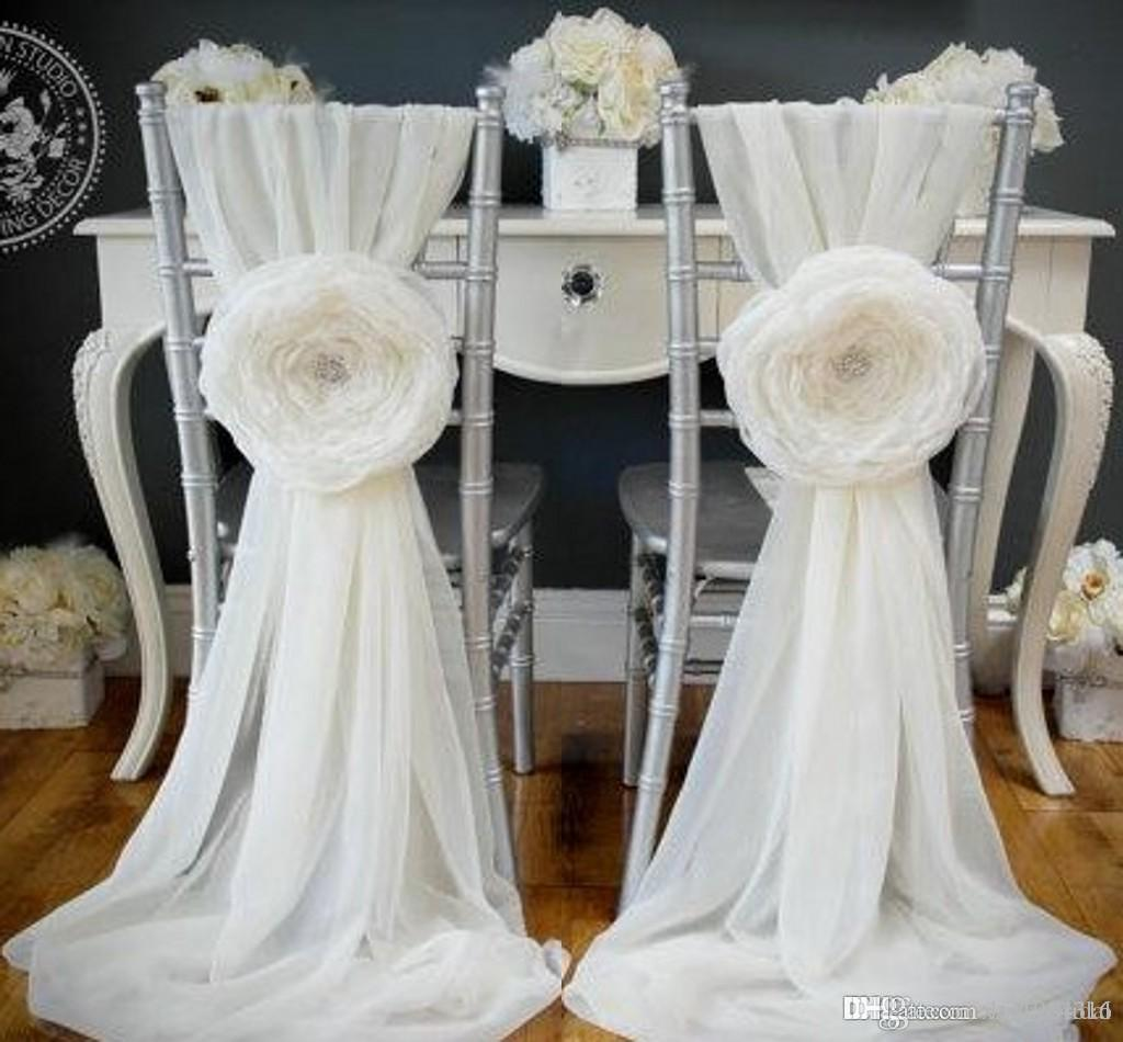 wedding chair covers chelmsford diy pillowcase 2018 2015 white decorations sash for