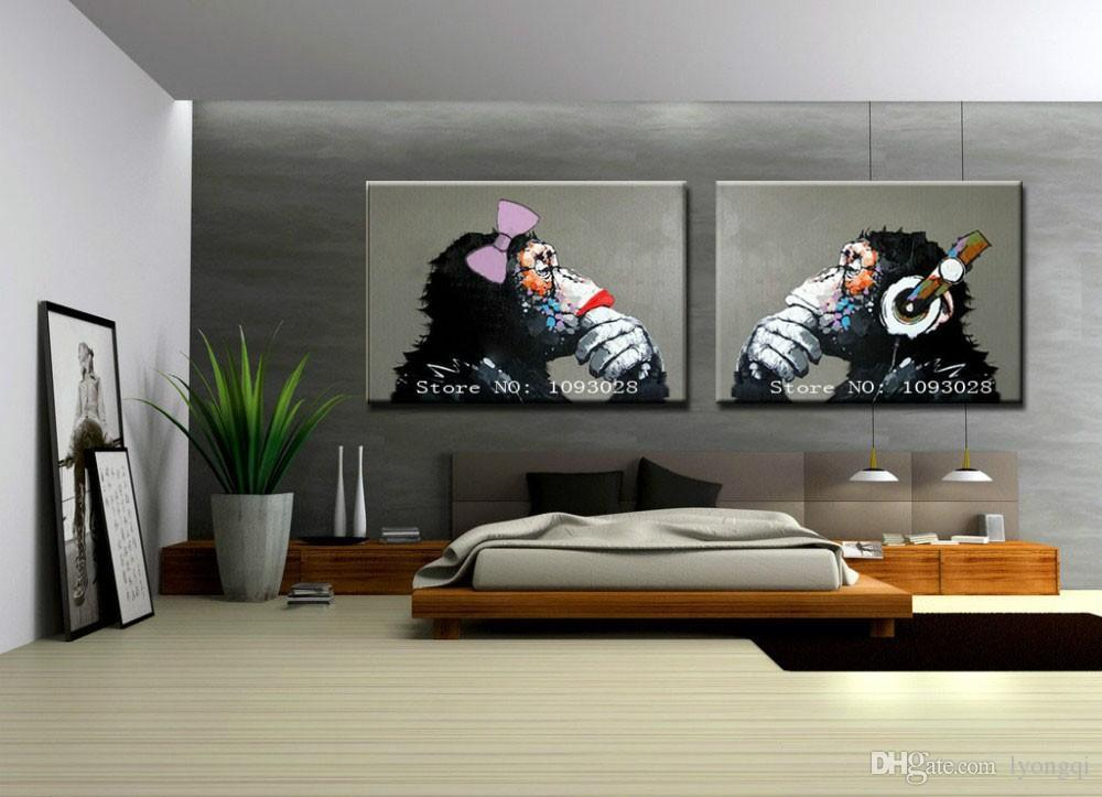modern artwork for living room grey corner sofa ideas 2019 hand painted hi q wall art picture home decor we offer large discount order allow mix the abstract decorative oil paintings 100 a beautiful