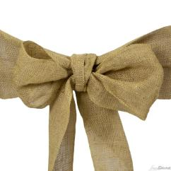 Burlap Chair Covers For Sale Melissa And Doug Table Chairs Beautiful Wedding Sash Disposable