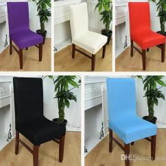 Dining Chair Covers For Home Invisible Trick Kit Hot Colors Spandex Elastic Wedding Party Deco Cover Chairs Sale White Rent From