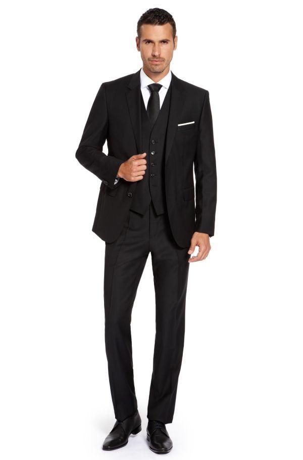 Hugo Boss Men Suits
