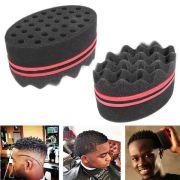 sponge hair brushes barber create