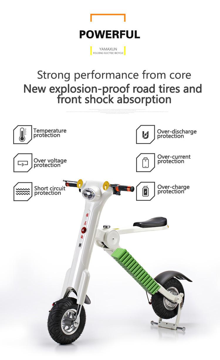 medium resolution of electric bike with bluetooth speaker and led lights foldable electric scooter two wheels folding adult mountain bike electric motorcycles