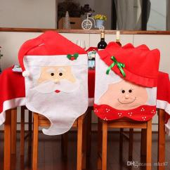 Christmas Dining Room Chair Covers Kitchen Table And Chairs Cheap Mr Mrs Santa Claus Natal Navidad Decorations For Home Cover Decor Online