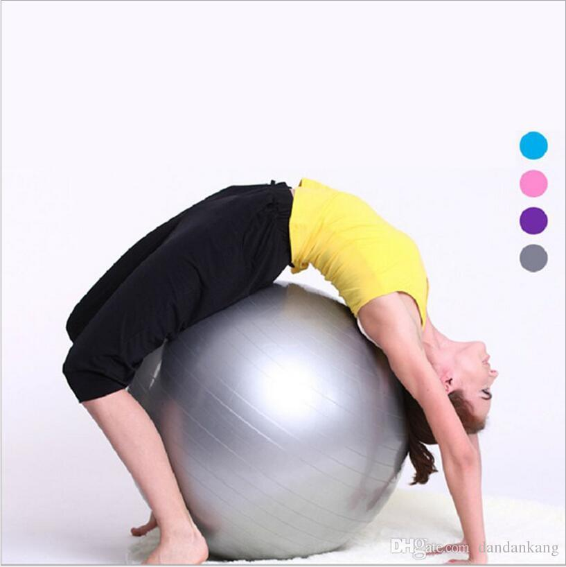 gym ball chair uk cover hire thurrock 45cm yoga erercise fitness balls pilate yogas body massager exercise pumps