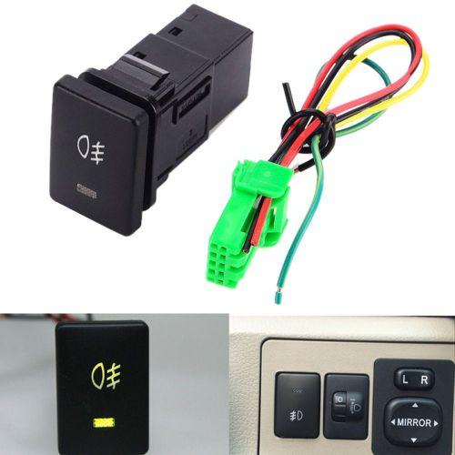 small resolution of 1 foglight switch dc12v 4 wire foglight switch fog light