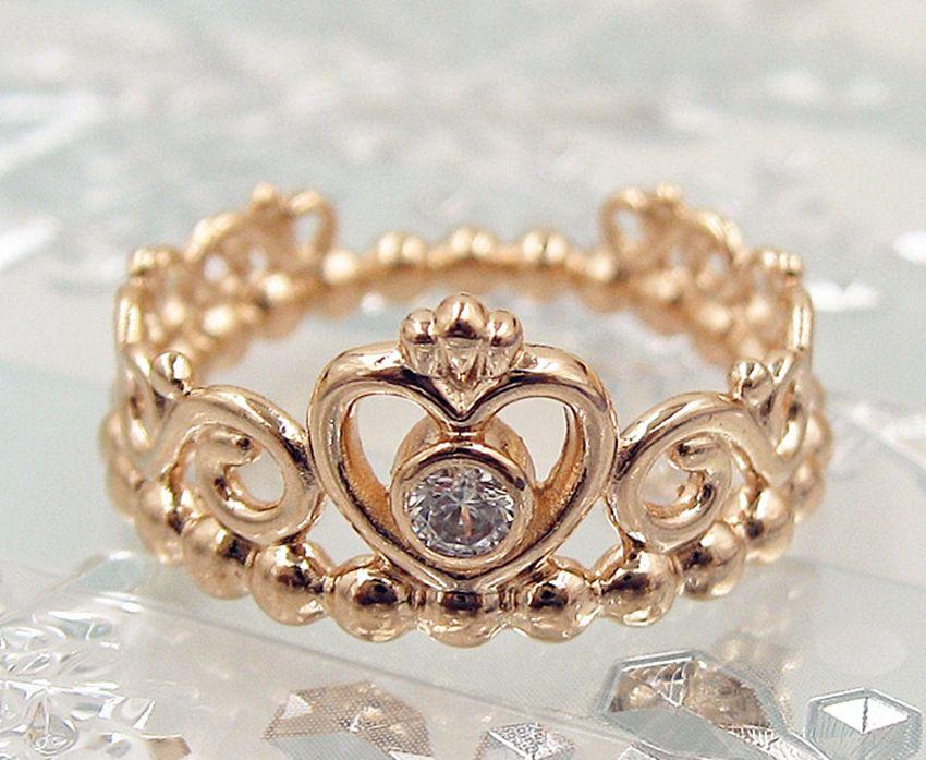 Ringe rosa gold  Modeschmuck