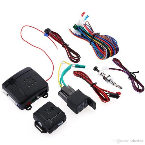 small resolution of package contents 1 x main control unit 1 x sign horn 1 x vibrator 2 x remote control 1 x led connection wire 1 x emergency switch 1 x relay