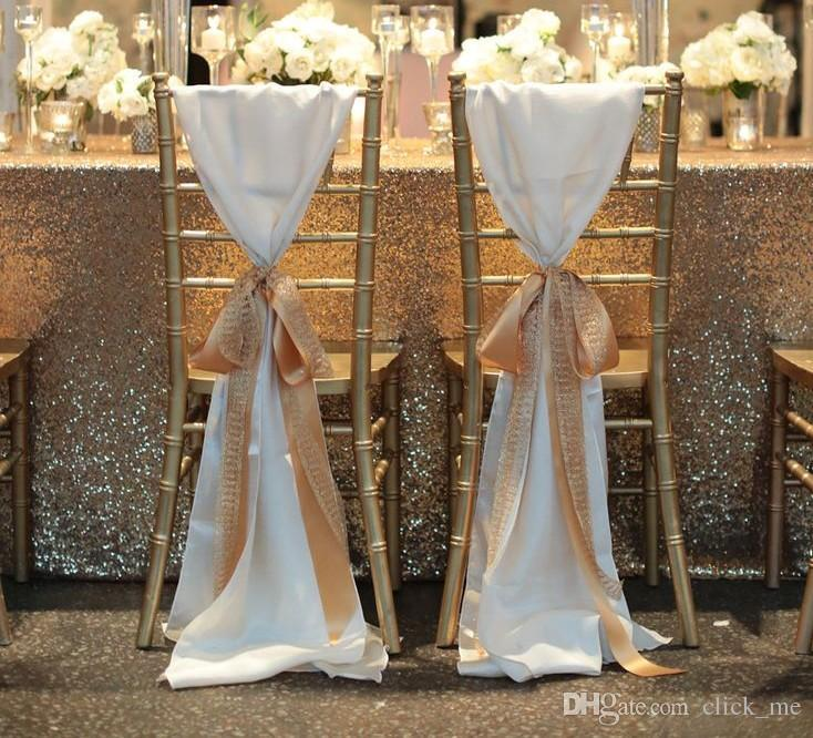 chair covers decorations herman miller aeron office 2019 fashiontaffeta without champagne ribbon seqined organza most popular wedding favors sashes from click me