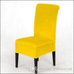 Yellow Chair Covers For Ikea Tullsta Half Lycra Cover Wedddings Cheap To Buy Can Be Used Chairs Not Regularly Avoid Dust And Also Slipcover Armchair Applied Special Events